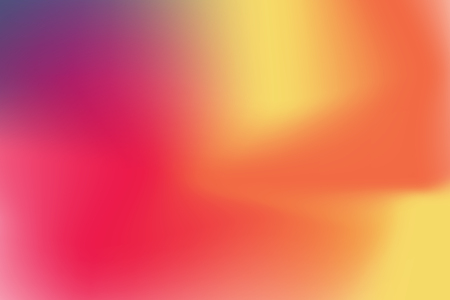 Abstract blurred gradient mesh background in bright rainbow colors. Colorful smooth banner template Reklamní fotografie - 124907002