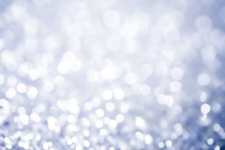 Christmas bokeh background texture abstract light glittering stars on bokeh. glitter vintage lights background Stock Photo