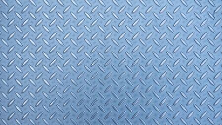 grunge rust diamond plate metal texture background