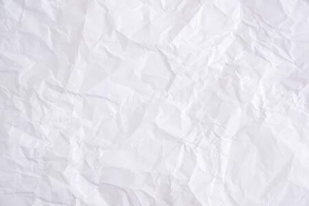 White creased paper texture background Imagens