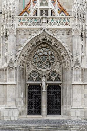 atheism: church door