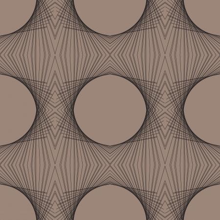 crotch: futuristic geometric art deco modern pattern