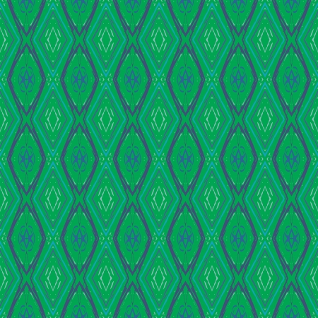 harlequin geometrical seamless pattern Vector