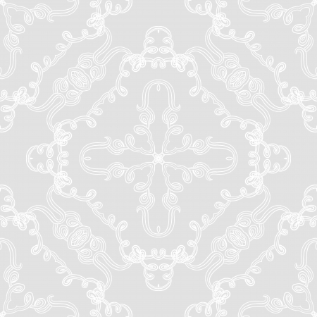 elegant seamless pattern, wedding wrapping Vector