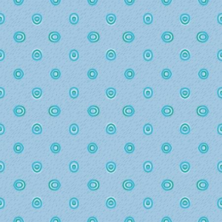 simple: simple polka dots pattern Illustration