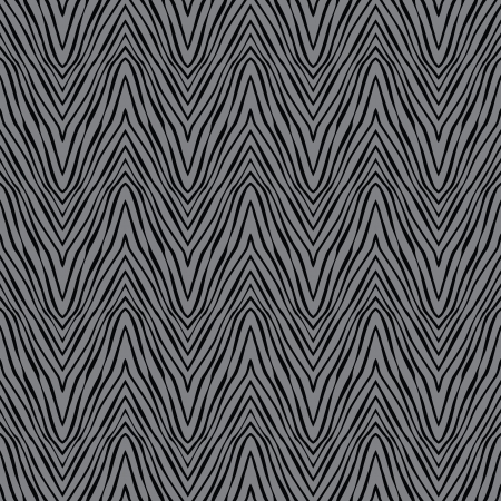 gray zigzag seamless texture Stock Vector - 17201034