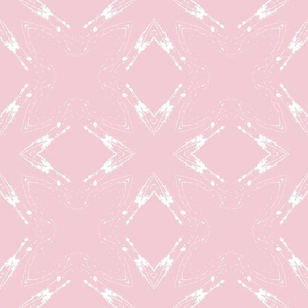 soft romantic pattern for valentines wrapping Vector