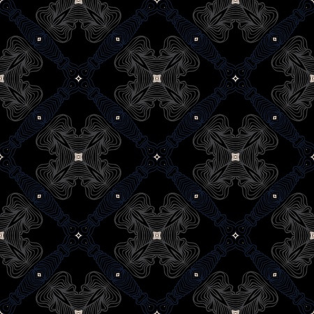 grunge cross: dark victorian floor cerimic tiled pattern