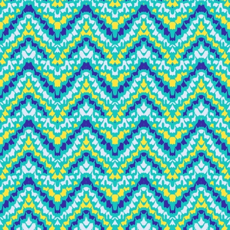 zag: zig zag geometric pattern