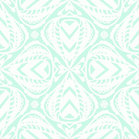 abstract floral white pattern
