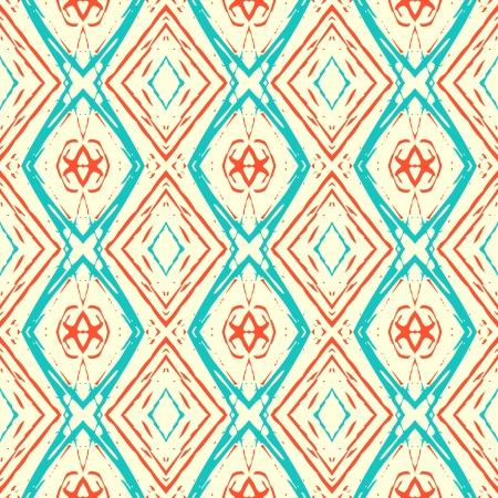 Ikat pattern Zdjęcie Seryjne - 19285049