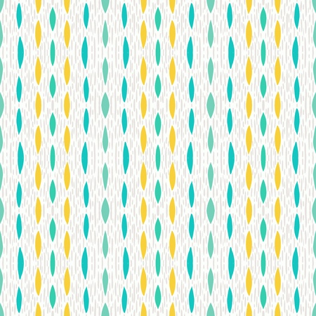 pinstripes: Multicolor seamless pattern with vertical short brushstrokes of random size  Texture for web, print, decor, textile, wrapping paper, invitation background, spring summer fashion  Illustration