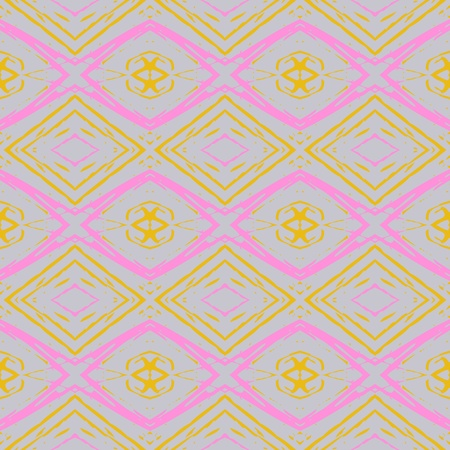 Abstract seamless pattern with lines, similar to 50s and 60s wallpapers design  Vintage texture for web, print, fall summer fashion, wrapping paper, website background, interior decor