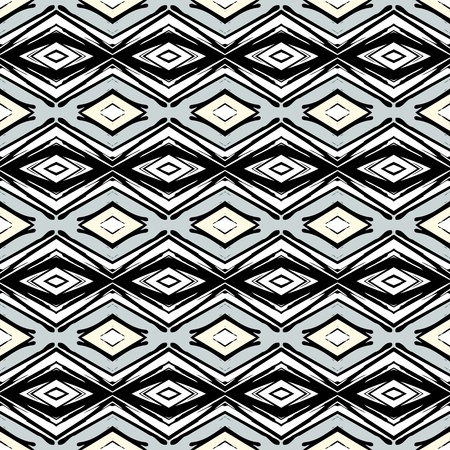 Seamless pattern in art deco style Stock Vector - 19652835