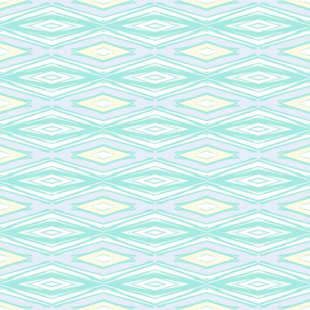 Modern geometric pattern in pale baby colors photo
