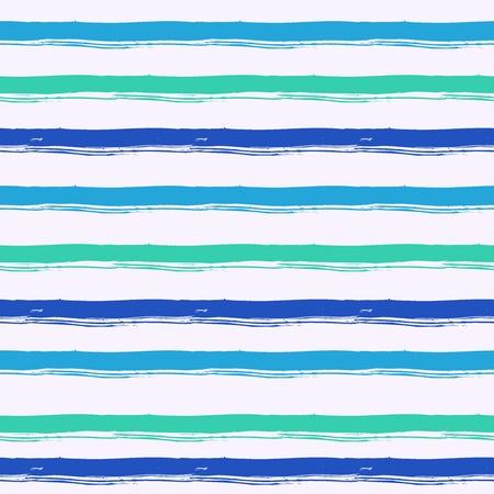 rallas: Patrón de rayas inspirado en uniforme de la marina Vectores