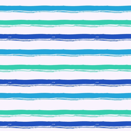 Striped pattern inspired by navy uniform Vector