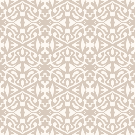 Simple elegant lace pattern in art deco style