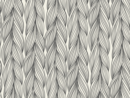 Seamless pattern imitation with braids Stock Photo - 21147792