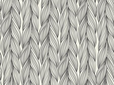 Seamless pattern imitation with braids Stock Photo - 21147792