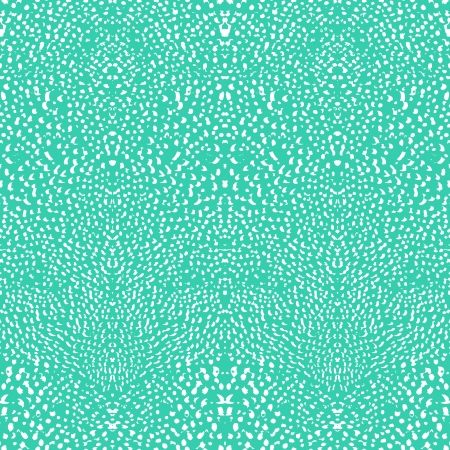 bohemian: Animal pattern inspired by nature   tropical fish skin in aqua blue color