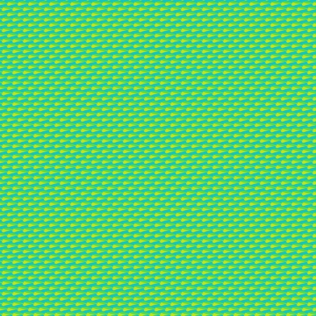 Small ditsy pattern with oval dots placed in rows in grass green color. Seamless vector texture for web, print, wedding invitation background, textile, fabric, spring summer fashion, wallpaper, decor Vector