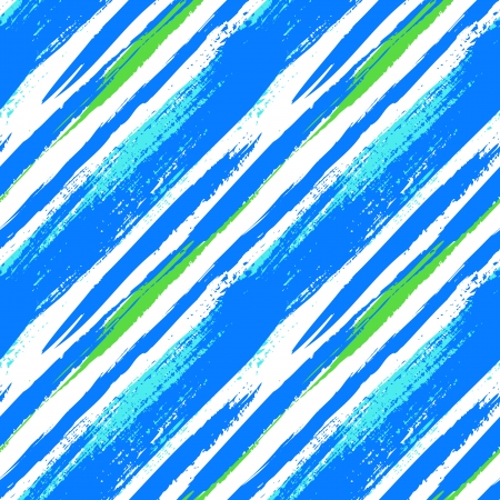Multicolor striped pattern with diagonal brushed lines in blue.
