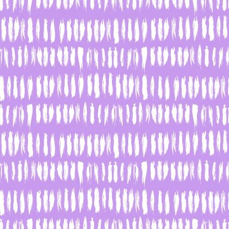 手は、柔らかいピンク色の短い垂直筆とストライプのシームレスなパターンを描画されます。印刷、壁紙、家の装飾、春夏ファッションの生地、織