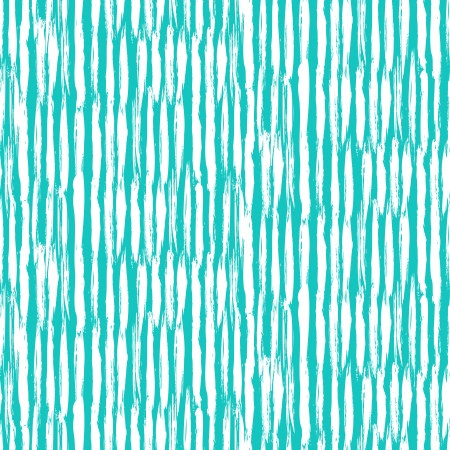 Striped pattern with vertical brushed lines in tropical blue. Texture for web, print, wallpaper, home decor, spring summer fashion fabric, textile, invitation background, wrapping paper Illustration