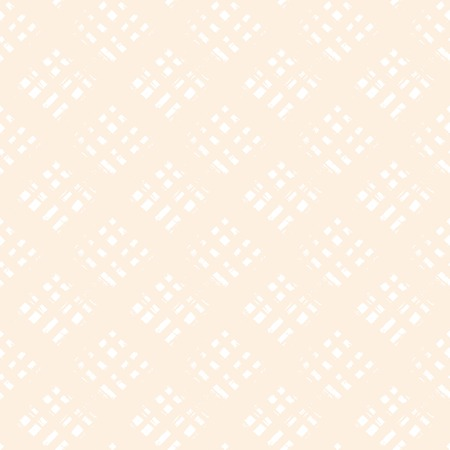 brushstrokes: seamless tartan pattern with bold brushstrokes and stripes in soft beige and white colors
