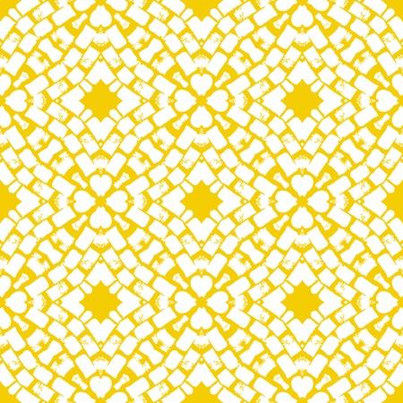 Geometric texture in art deco style Illustration