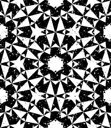 tile pattern: Seamless geometric pattern in modern hipster style