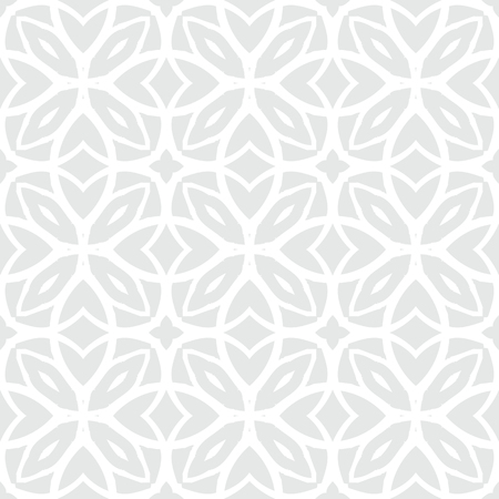 christmas motif: White geometric texture in art deco style