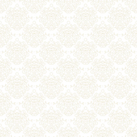 gray texture: White damask texture with curling shapes