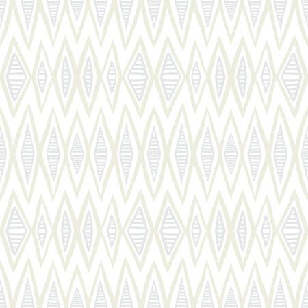 White geometric texture with hand drawn chevrons