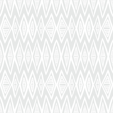 White geometric texture with hand drawn chevrons