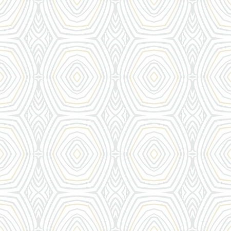 bohemian: White vintage geometric texture in 1960s style