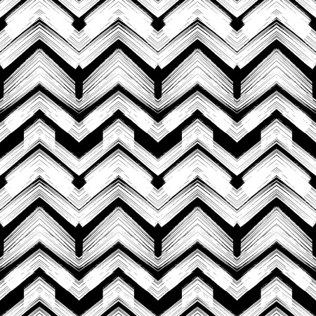 abstrakte muster: Chevron-Muster Illustration