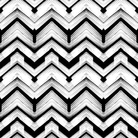 arte abstracto: Patr�n de Chevron