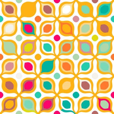Geometric pattern Ilustrace