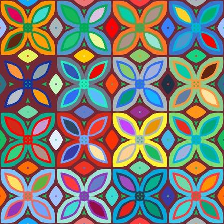 bohemian: Geometric pattern Illustration