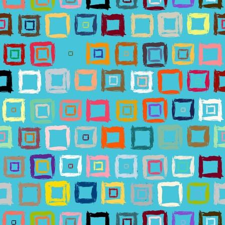 Geometric pattern Illusztráció
