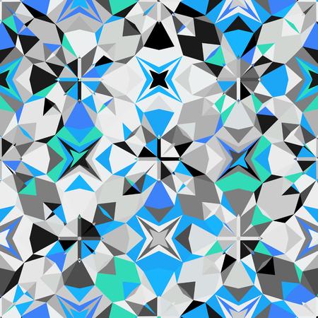 Colorful motif géométrique Banque d'images - 36401777