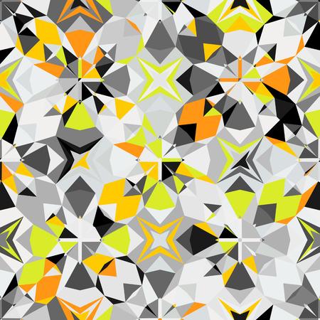 Colorful geometric pattern Stock Illustratie