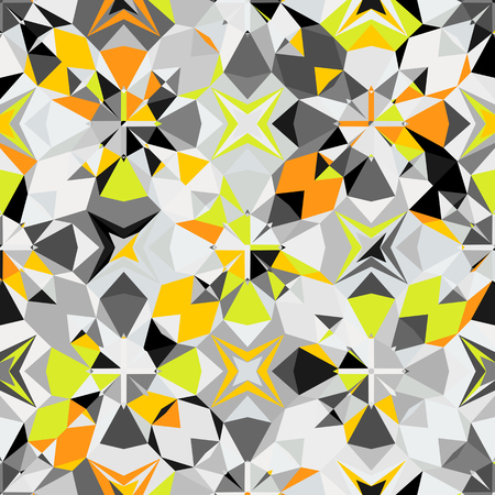 Colorful geometric pattern Vectores