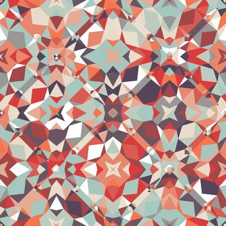 Colorful motif géométrique Banque d'images - 36401786