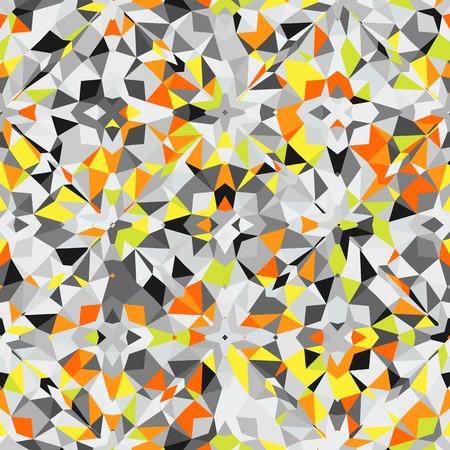 Colorful motif géométrique