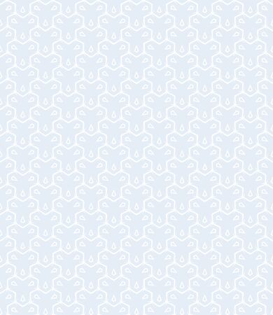 art deco background: Simple elegant linear vector pattern in 1920s style. Modern art deco background with lines and geometric ornament in white silver color