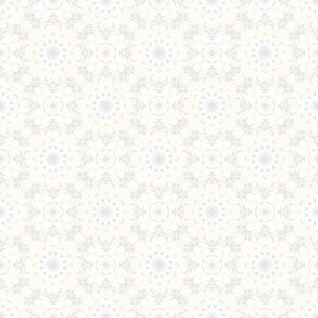 fondo elegante: Arte del vector modelo del deco broche de oro con flores abstractas en el estilo de la moda 1920. impresión simple y elegante, con una decoración elegante y con motivos florales y círculos de fondo de la invitación de la boda de blanco plata Vectores