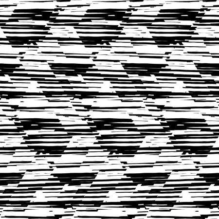 stripe pattern: Black and white stripes. Monochrome stripes. Geometric stripes. Op art stripes. Stripped pattern. Stripped vector. Stripped seamless. Stripe background. Stripe texture. Black and white vector stripes
